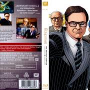 Kingsman – The Secret Service (Custom Limited Steelbook) (2014) R2 German Blu-Ray Covers