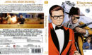 Kingsman - The Golden Circle (Custom Limited Steelbook) (2017) R2 German Blu-Ray Covers