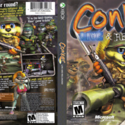 Conker: Live and Reloaded Xbox Compatible with Xbox One (2005) R1 Cover