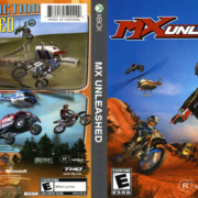MX Unleashed Xbox Compatible with Xbox One (2004) R1 Custom Cover