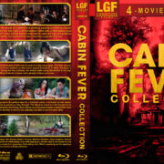 Cabin Fever Collection (2002-2016) R1 Custom Blu-Ray Cover