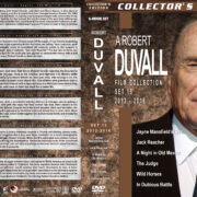 Robert Duvall Film Collection - Set 15 (2012-2016) R1 Custom DVD Covers