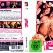 American Pie: Wie ein Heisser Apfelkuchen (1999) R2 German Blu-Ray Cover
