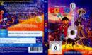 Coco - Lebendiger als das Leben (2017) R2 German Blu-Ray Cover