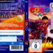 Coco – Lebendiger als das Leben (2017) R2 German Blu-Ray Cover