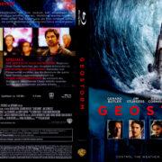 Geostorm (2017) R2 German Blu-Ray Covers