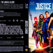 Justice League (2017) R2 German Blu-Ray Covers