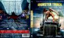 Monster Truck - Bete, dass er niemals ankommt (2014) R2 German Blu-Ray Covers
