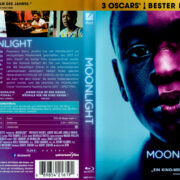Moonlight (2016) R2 German Blu-Ray Cover