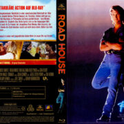 Road House (1989) R2 German Blu-Ray Covers