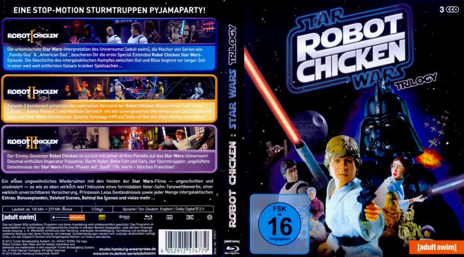 Star Wars Robot Chicken Deutsch