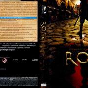 Rom - Staffel 1 (2005) R2 German Blu-Ray Cover