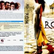 Rom – Staffel 2 (2007) R2 German Blu-Ray Cover
