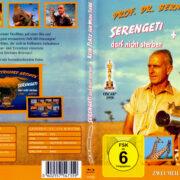 Serengeti darf nicht sterben (1959) R2 German Blu-Ray Covers