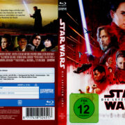 Star Wars – Episode VIII: Die letzten Jedi (2017) R2 German Blu-Ray Cover