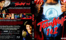 Teen Wolf - Double Feature (1985-1987) R2 German Blu-Ray Covers