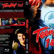 Teen Wolf – Double Feature (1985-1987) R2 German Blu-Ray Covers