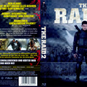 The Raid 2 (2014) R2 German Blu-Ray Covers