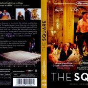 The Square (2017) R2 German Blu-Ray Covers