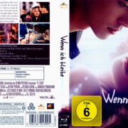 Wenn ich bleibe (2014) R2 German Blu-Ray Cover