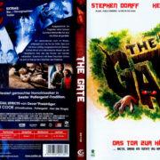 Gate – Die Unterirdischen (1987) R2 German DVD Covers