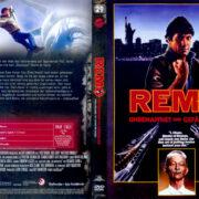 Remo – Unbewaffnet und gefährlich (1985) R2 German DVD Covers