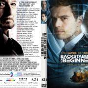 Backstabbing for Beginners (2018) R1 Custom DVD Cover & Label
