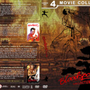 Bloodsport Collection (1988-1999) R1 Custom DVD Cover
