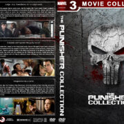 The Punisher Collection (1989-2008) R1 Custom DVD Cover