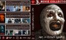 Art the Clown Trilogy (2013-2017) R1 Custom Blu-Ray Cover