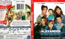 Alexander and the Terrible, Horrible, No Good, Very Bad Day (2015) R1 Blu-Ray Cover