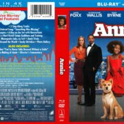 Annie (2015) R1 Blu-Ray Cover