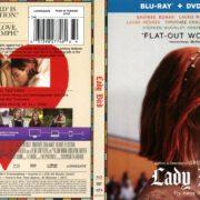 Lady Bird (2017) R1 Blu-Ray Cover