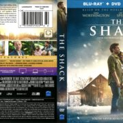 The Shack (2017) R1 Blu-Ray Cover
