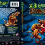 The 13 Ghosts of Scooby-Doo! The Complete Series (2010) R1 DVD Cover