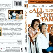 All in the Family Season 3 (1972) R1 DVD Cover