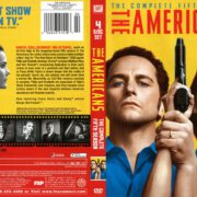 The Americans Season 5 (2017) R1 DVD Cover