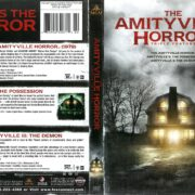 The Amityville Horror Triple Feature (2014) R1 DVD Cover