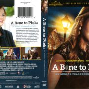 A Bone to Pick: An Aurora Teagarden Mystery (2015) R1 DVD Cover