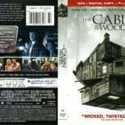 The Cabin in the Woods (2011) R1 DVD Cover