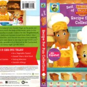 Daniel Tiger's Neighborhood: Recipe for Fun Collection (2018) R1 DVD Cover