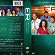 ER Season 2 (1995) R1 DVD Cover