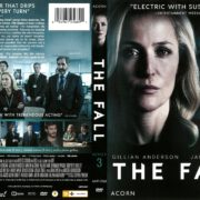 The Fall Series 3 (2016) R1 DVD Cover