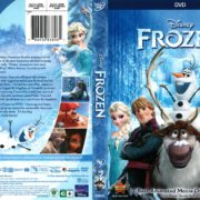 Frozen (2014) R1 DVD Cover