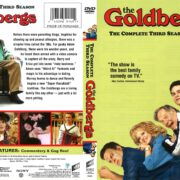 The Goldbergs Season 3 (2015) R1 DVD Cover