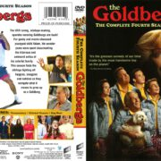 The Goldbergs Season 4 (2016) R1 DVD Cover