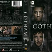 Gotham Season 1 (2014) R1 DVD Cover