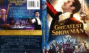 The Greatest Showman (2017) R1 DVD Cover