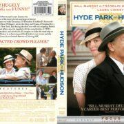 Hyde Park on Hudson (2013) R1 DVD Cover
