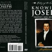 Knowing Joseph (2005) R0 DVD Cover